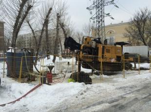 М. Дубровка. 120 метров, 4 трубы Д-225