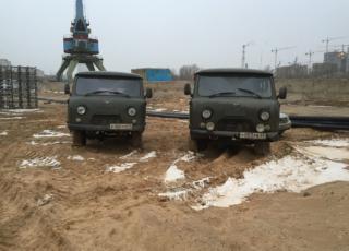 Ул. Шеногина. 350 метров, 6 труб Д-225